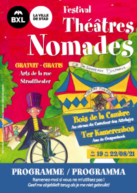 programme complet Théâtres Nomades
